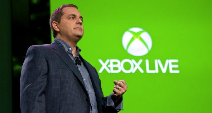 Exit of Microsoft Xbox Chief Product Officer