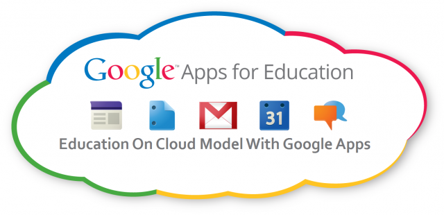 Google Apps for Education services