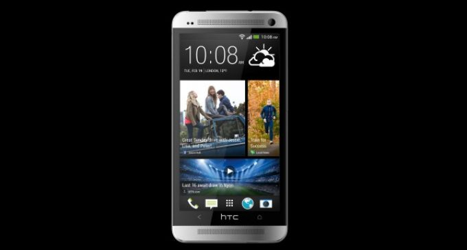 HTC One Dual sim Smartphone