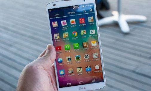 LG G Pro 2 innovated Smartphone Running in Market