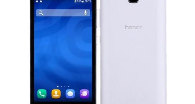 Huawei Honor 3C detailed specifications