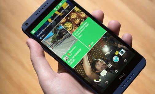 Experience the New HTC Desire 816