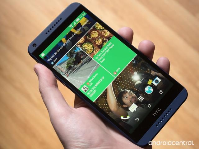 New HTC Desire 816