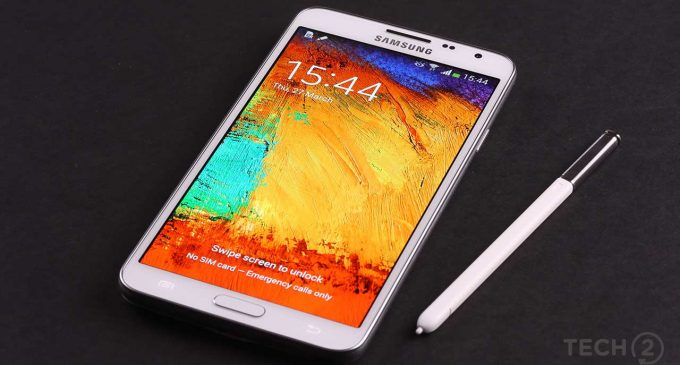 New Samsung Galaxy Note 3 Neo
