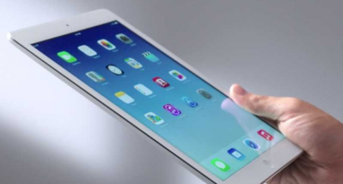 Step ahead in technology with the features of Apple ipad Air