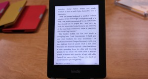 New Kindle paper white