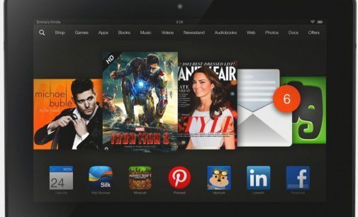 Replace Your Old Kindle by the New Kindle Fire HDX 8.9