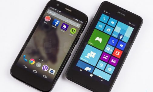 Nokia Lumia 530 VS Motorola Moto E