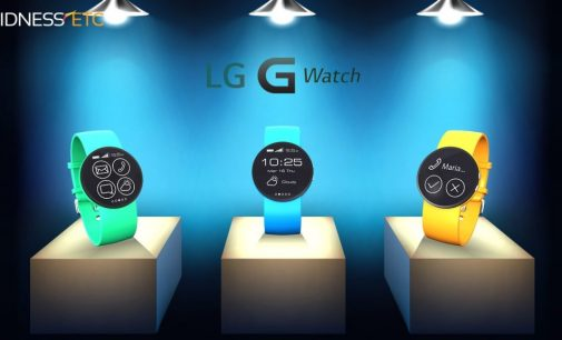 Transition in LG's New Smart Watch as Moto 360