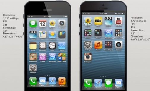 iPhone 5S and 6 Comparison Review