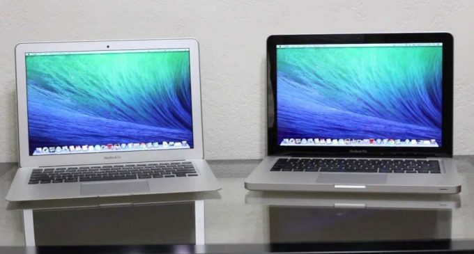 Mac Book Pro Vs Mac Book Air