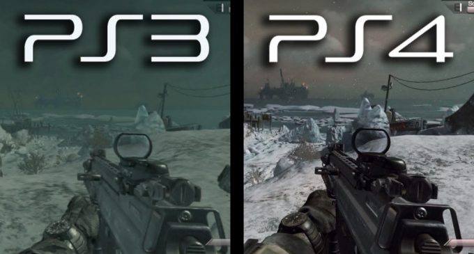 Comparison between Best of Sony's- PS3 VS PS4