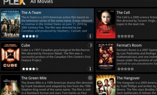 Best features of the Plex