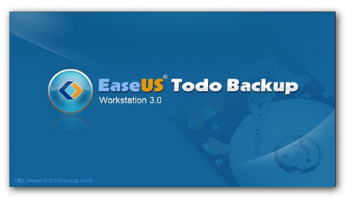 EaseUS Todo- Helps in the Backup of the Files