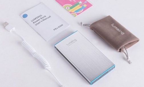 Best travel time companion Lumsing 10400mAh Power Bank review