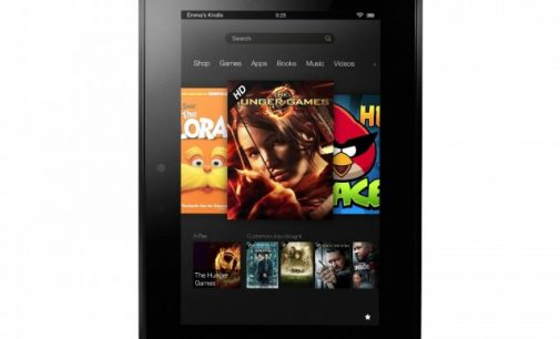 Amazon Fire HD 7-For Greedy Reader