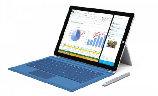 Replace Your Laptop by Tablet-Surface Pro 3