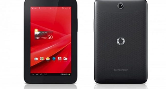 Vodafone Smart Tab Review