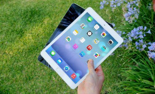Sexy Thinner iPad Air 2 at a Glance