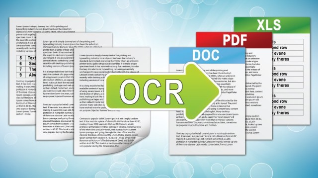 Research papers optical character recognition