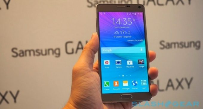 New way to experience the world with Samsung Galaxy Note 4