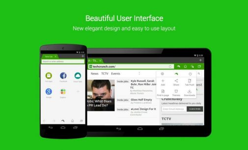 Experience the Best Browsing With the Dolphin Browser