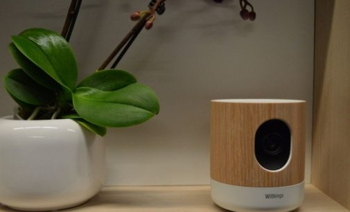 Withings Home HD Camera with Environmental Sensors Review