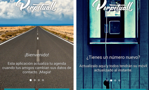 New Perpetuall App- to Tackle the Address Book of Mobile