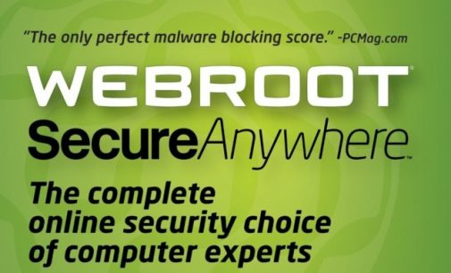 Webroot SecureAnywhere Internet Security Review