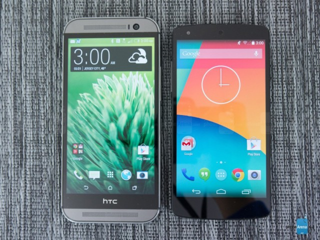 HTC-One-M8-vs-Google-Nexus-5-001