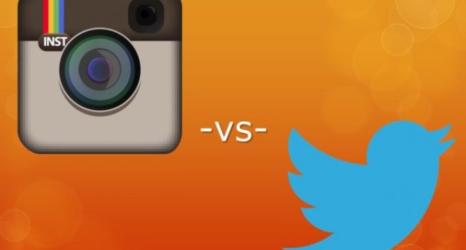 Instagram dominating Twitter in user Chase with 300 million active users