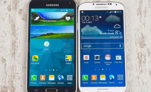 Stop upgrading your mobile- Samsung Galaxy S4 versus Galaxy S5