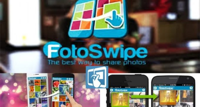 Free Photo Sharing App between iOS and Android-FotoSwipe