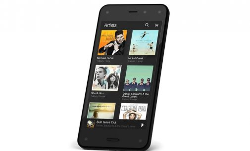 Experience the New Way with the Amazon Fire Phone