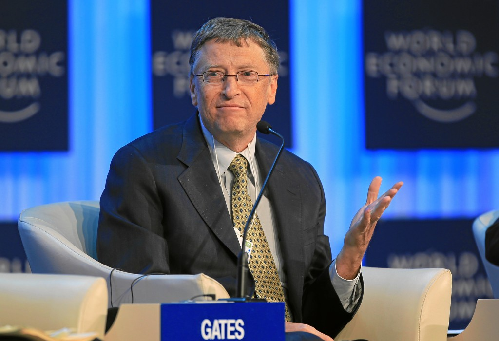 The Global Development Outlook: William H. Gates III speaks