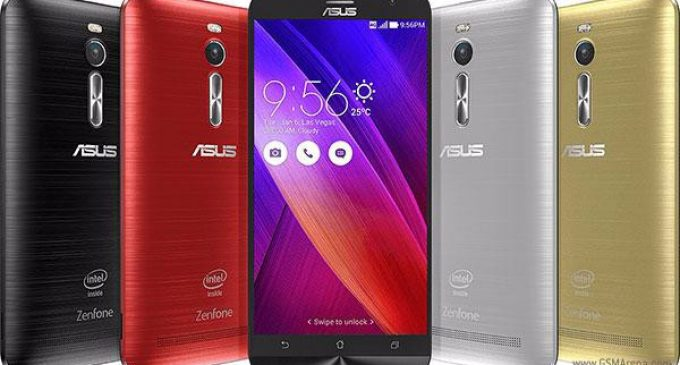Asus Zenfone 2 with its High Technical Specifications and Low Prices