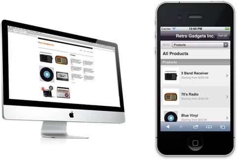 mobile or desktop