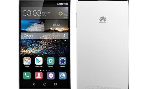 Huawei Ascend P8 with 13 MP Autofocus Camera