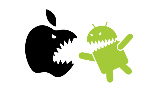 Settling the score: Apple or Android – let's square off!