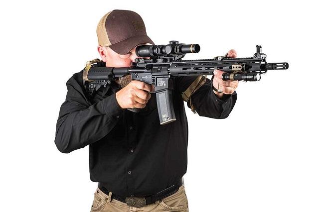 Tactical Gun Fight