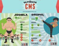Drupal Vs Joomla: Which CMS to pick for your web development?