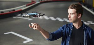 Drone Gesture Control