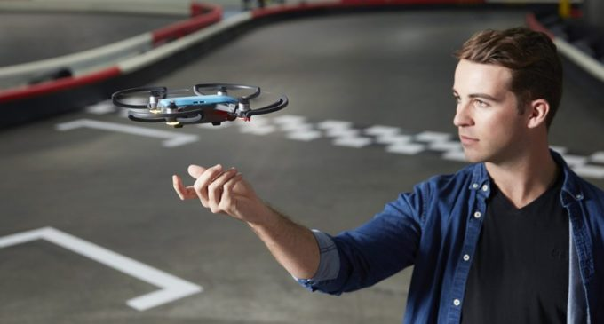 Drone Gesture Control: Take Your Flying Experience to the Next Level