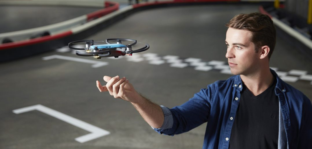 Drone Gesture Control