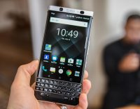 BlackBerry KEYone Officially Launched in India
