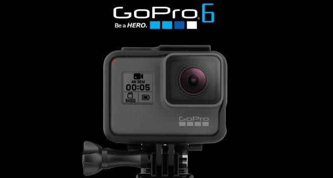 GoPro Hero 6 Black Leaks Again With a Few More Actions About Camera Details