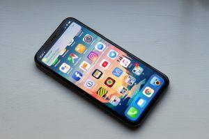 SIM-free iPhone X