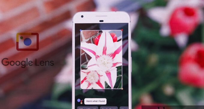 Google Lens lead teases developed functionality and experimental Augmented Reality