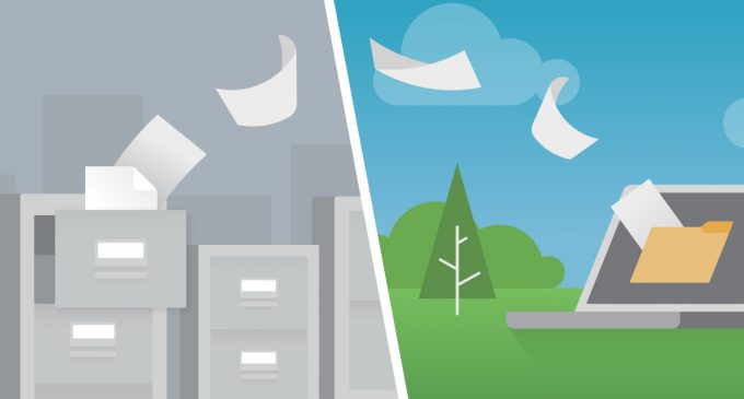 Paperless Offices: 5 Ways to Make the Change