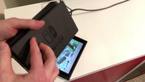 Nintendo Switch to Tv